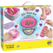 Day At The Spa Deluxe Gift Set