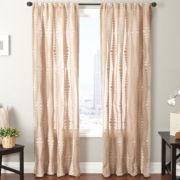 Shiloh Rod-Pocket Curtain Panel