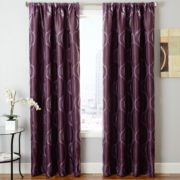 Dover Rod-Pocket Curtain Panel
