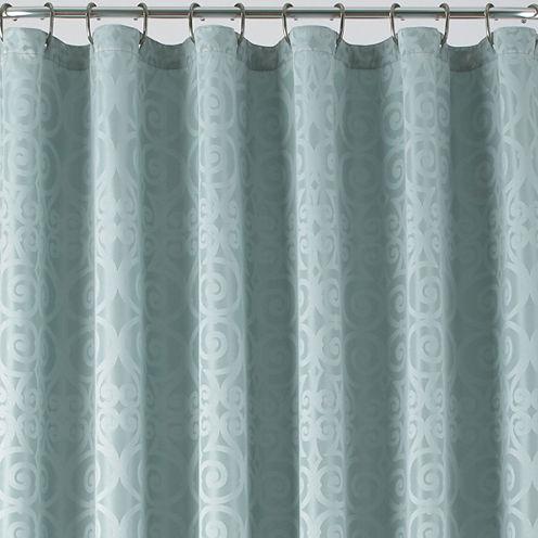 Royal Velvet® Cortona Shower Curtain