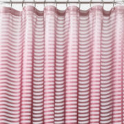 Royal Velvet® Shimmer Stripe Shower Curtain