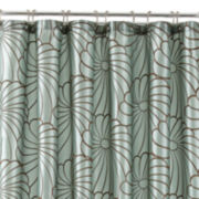 Royal Velvet® Olivia Embroidered Shower Curtain