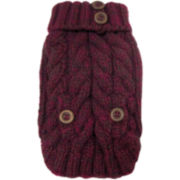 FouFou Dog™ Aspen Knit Dog Sweater