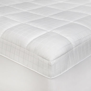 jcpenney.com | SensorPEDIC® Luxury Euro-Top Anti-Microbial Mattress Pad
