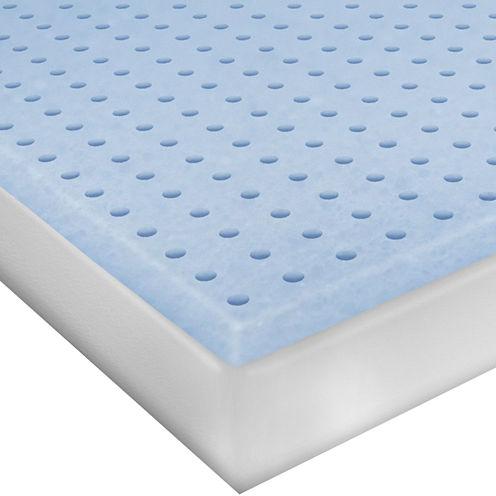 "SensorPEDIC® Classic 3"" Ventilated Memory Foam Mattress Topper"