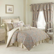 Waverly® Treasure Trove 4-pc. Reversible Comforter Set & Accessories