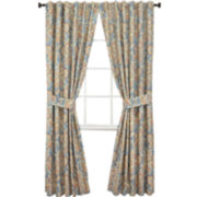 Waverly® Treasure Trove Curtain Panel Pair