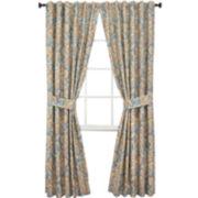 Waverly® Treasure Trove Curtain Panel Pair