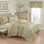 Waverly® Shore Thing Reversible Quilt Set & Accessories