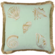 Waverly® Shore Thing Square Decorative Pillow
