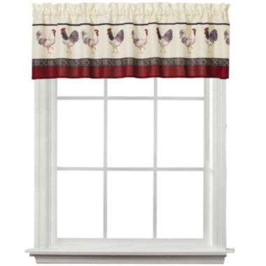 jcpenney.com | French Country Rod-Pocket Valance