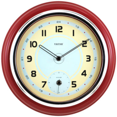 jcpenney.com | FirsTime® Classic Kitchen Wall Clock