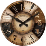 FirsTime® Collector Wall Clock