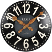FirsTime® Bastille Wall Clock
