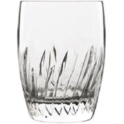 Luigi Bormioli Incanto Set of 4 Double Old-Fashioned Glasses