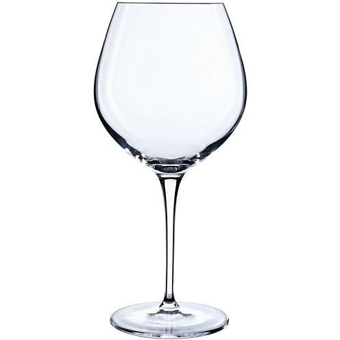 Luigi Bormioli Wine Profiles Smooth Set of 2 Red Wine Glasses