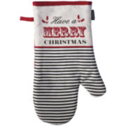 Ladelle® Santa Delivery Oven Mitt