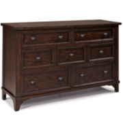 Maddox 7-Drawer Dresser