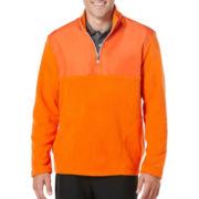 PGA TOUR® Quarter-Zip Polar Fleece Jacket