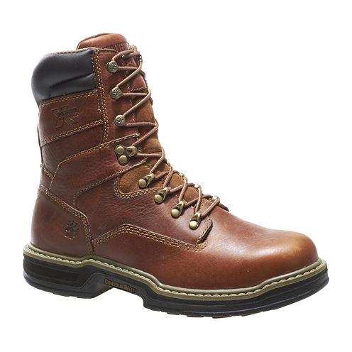 """Wolverine® Steel Toe Raider Contour 8"""" Welt Work Boots"""