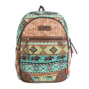 Unionbay® Elephant Aztec Backpack