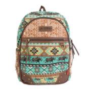 Unionbay® Elephant Aztec Backpack