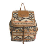 UNIONBAY® Aztec Neutral Backpack