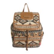 UNIONBAY® Aztec Neutral Backpack