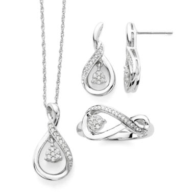 jcpenney.com | Infinite Promise Diamond Earrings, Pendant or Ring
