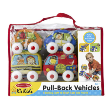 jcpenney.com | Melissa & Doug® Pull-Back Vehicles