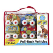 Melissa & Doug® Pull-Back Vehicles