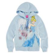 Cinderella Long-Sleeve Hoodie - Girls 7-16