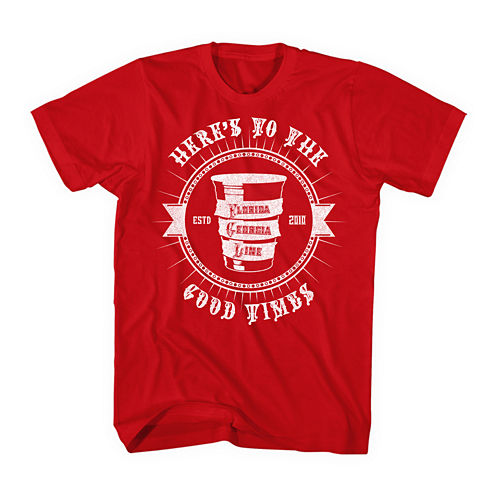 Novelty Florida Georgia Line Short-Sleeve T-Shirt