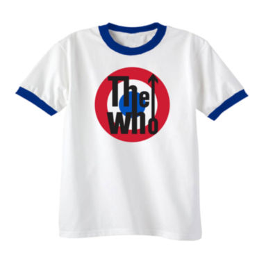 jcpenney.com | Novelty The Who Short-Sleeve T-Shirt