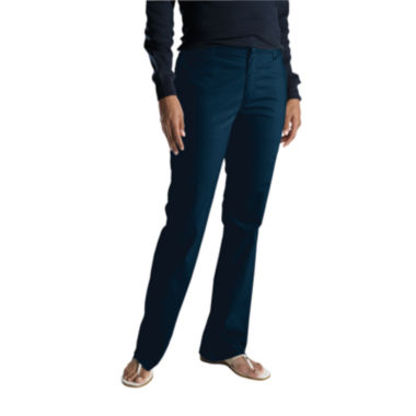 jcpenney.com | Dickies® Slim-Fit Bootcut Stretch Twill Pants- Long