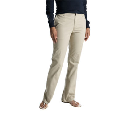 jcpenney.com | Dickies® Slim-Fit Bootcut Stretch Twill Pants - Short