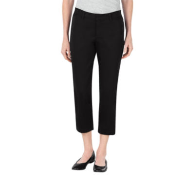 jcpenney.com | Dickies Relaxed Fit Stretch Twill Capri