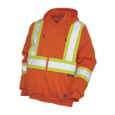 jcpenney.com | Work King High Visibility Hoodie Jacket