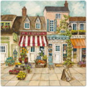 Studio Art® by Domay Boulangerie Set of 4 Square Placemats