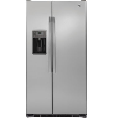 jcpenney.com | GE® 21.9 Cu. Ft. Counter-Depth Side-By-Side Refrigerator