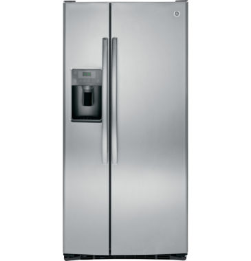 jcpenney.com | GE® 22.5 Cu. Ft. Side-By-Side Refrigerator