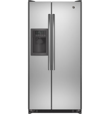 jcpenney.com | GE® 20.0 Cu. Ft. Side-By-Side Refrigerator