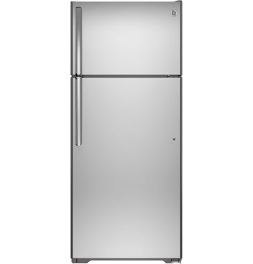 jcpenney.com | GE Profile™ ENERGY STAR® 17.5 Cu. Ft. Top Freezer Refrigerator