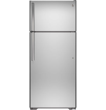 jcpenney.com | GE® ENERGY STAR® 17.6 Cu. Ft. Top-Freezer Refrigerator