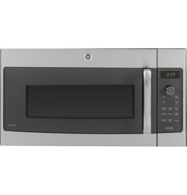 jcpenney.com | GE Profile™  1.7 Cu. Ft. Over-the-Range Oven with Advantium® Technology