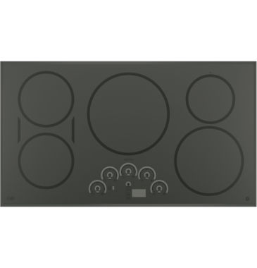 "jcpenney.com | GE Café ™  36"" Built-In Touch Control Induction Cooktop With 5 Elements"