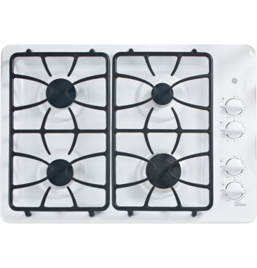 "jcpenney.com | GE Profile™ 36"" Built-In Gas Cooktop With 4 Burners"