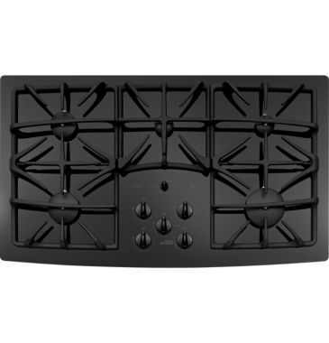 "jcpenney.com | GE Profile™  36"" Built-In Gas Cooktop With 5 Burners"
