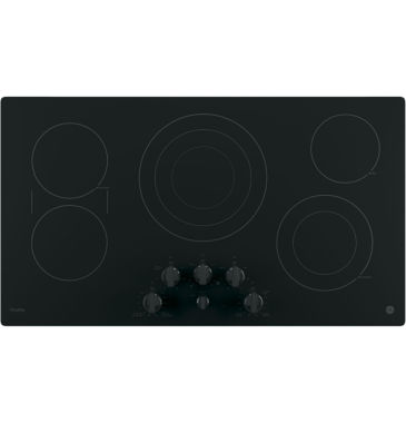 "jcpenney.com | GE Profile™  36"" Built-In Knob Control Cooktop With 5 Elements"