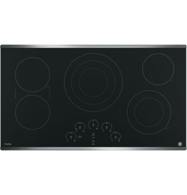 "jcpenney.com | GE Profile™  36"" Built-In Touch Control Cooktop With 5 Elements"